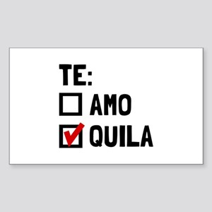 Te Quila Sticker